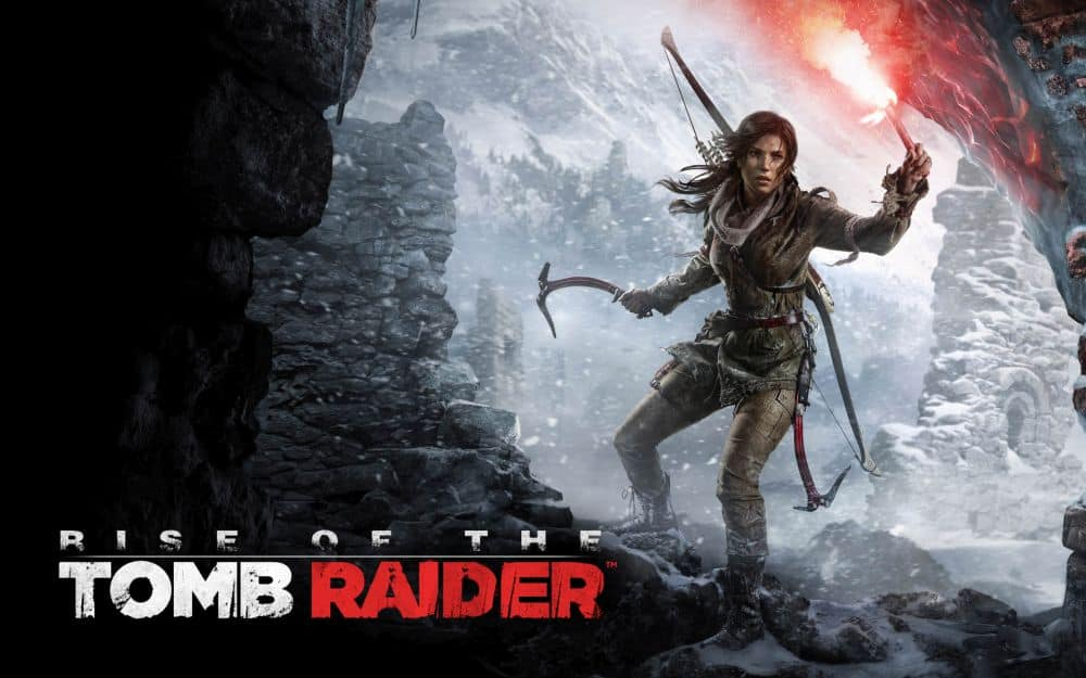 Rise of the Tomb Raider Dutch PC Game